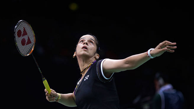 Saina, Sindhu enter Swiss Open quarters