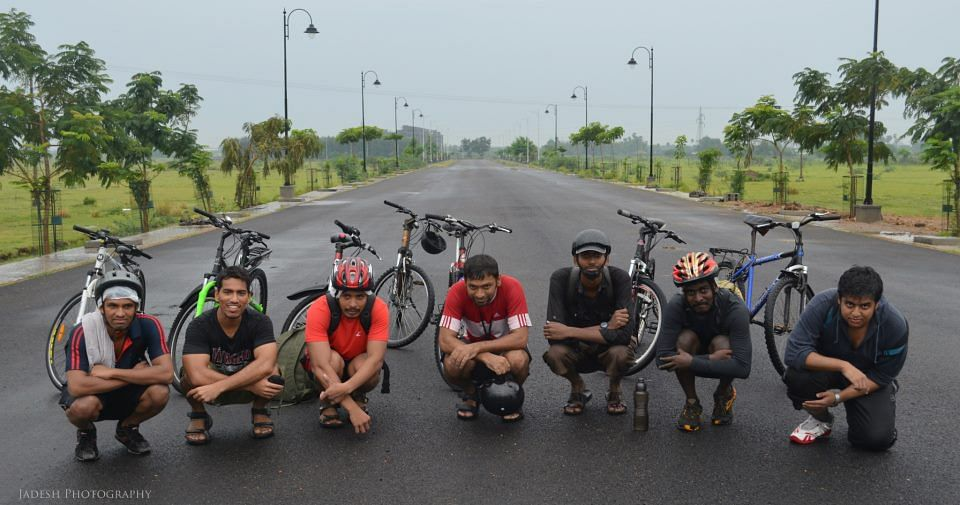 cycling tracks in bangalore