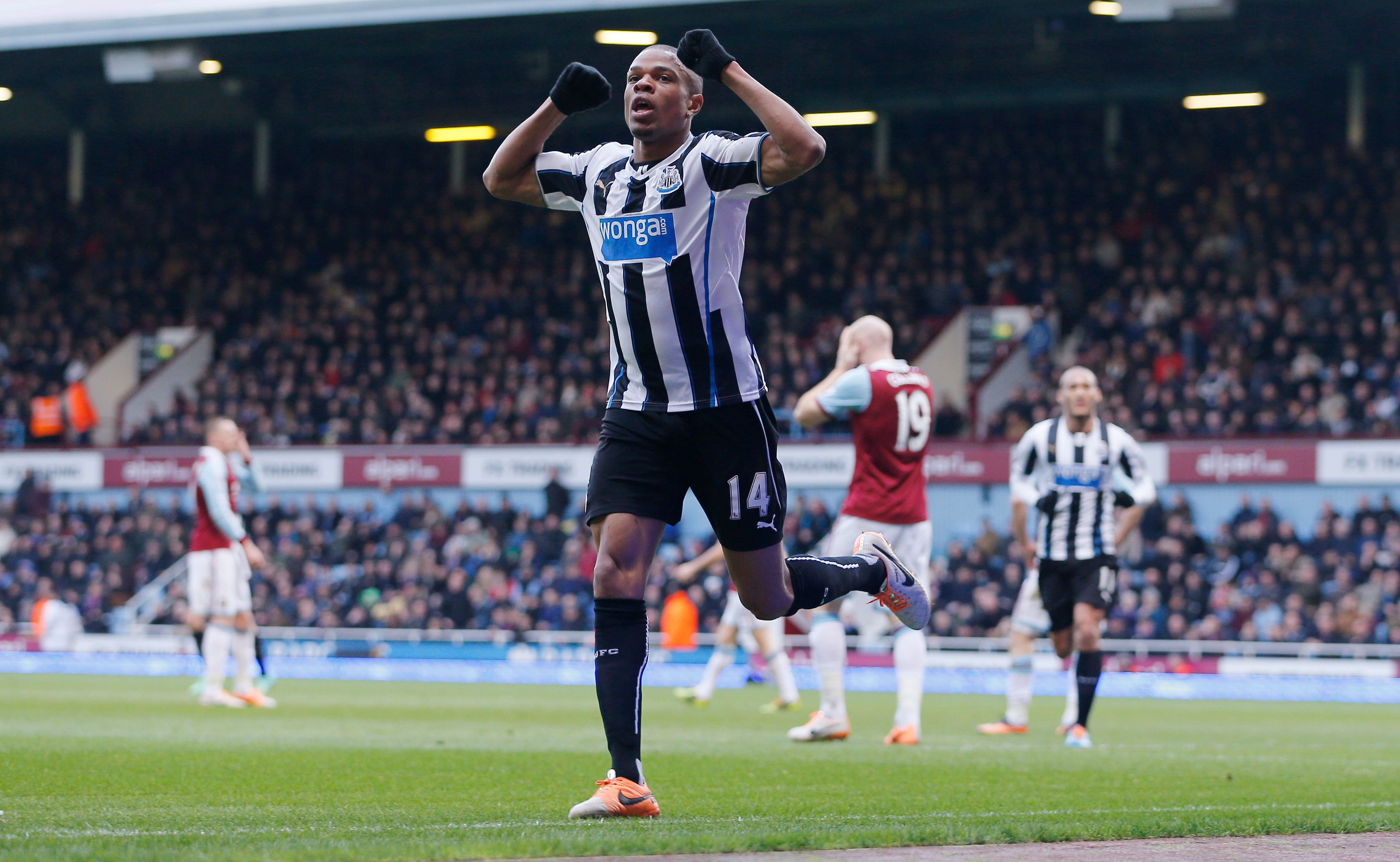 Rumour: Newcastle United's on-loan striker Loic Remy to Arsenal?