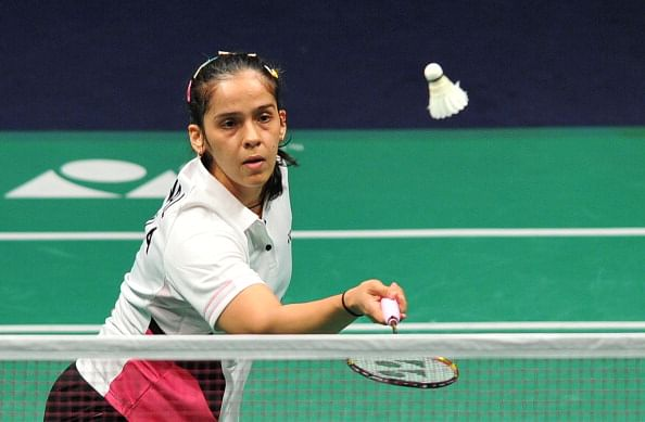 Birthday girl Saina Nehwal is ready to rock on