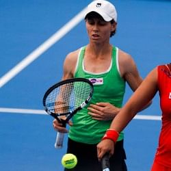 Sania Mirza and Cara Black book semi-final berth in Miami