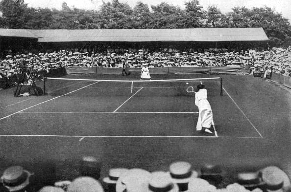 Wimbledon 1907 rok