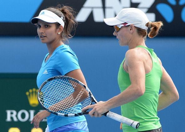 Sania-Black defeat Hradecka-Zheng to reach Indian Wells final
