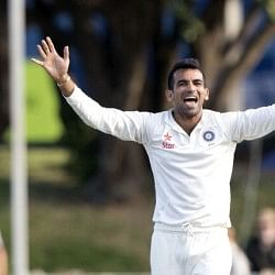 Zaheer Khan struggles while bowling the second spell, says Venkatesh Prasad