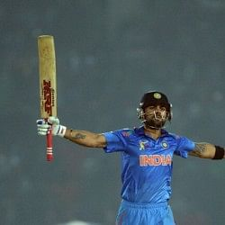 Virat Kohli's official page tops the rankings of 'Fastest Growing Pages' on Facebook
