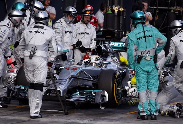 5 major talking points of the Australian GP