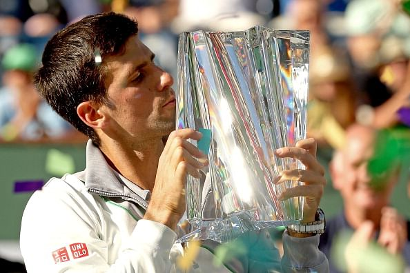 Djokovic beats Federer to win Indian Wells ATP Masters