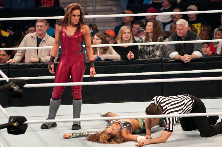 Top 5 Divas on the current roster