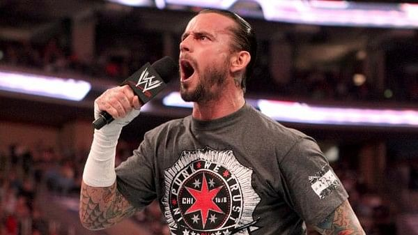 WWE shows 'Middle Finger' to CM Punk