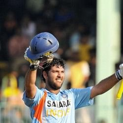 Kiran More: There's still a lot of cricket left in Yuvraj Singh