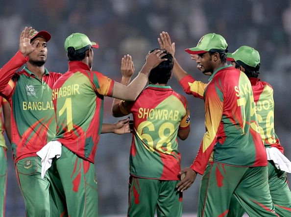 ICC World Twenty20: Bangladesh reach Super 10 stage