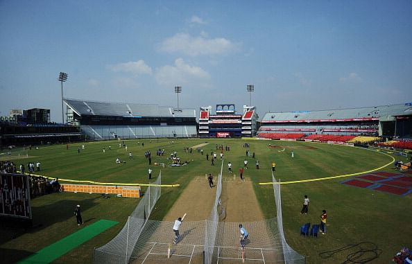 BCCI inspection team recommends Barabati stadium in Cuttack for Tests