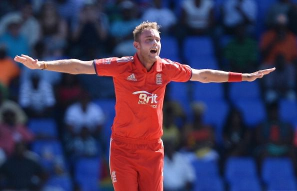 England need to adjust to new conditions quickly: Stuart Broad