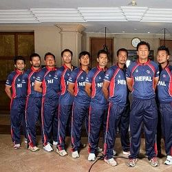 Nepal cricket team leaves for UAE; to play four practice matches ahead of T20 World Cup