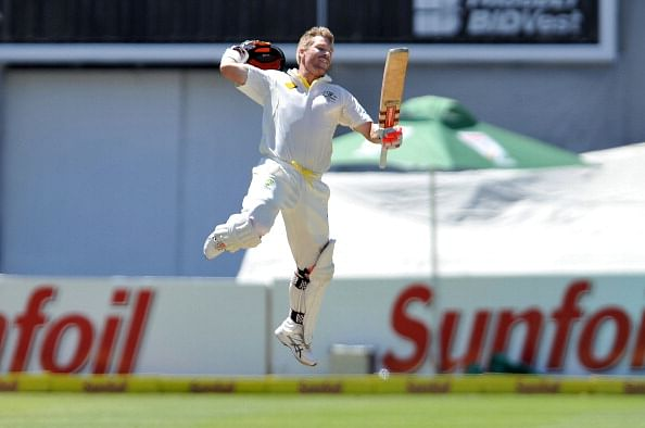 David Warner: In the form of his life