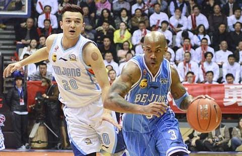 Basketball bonanza: Marbury, CBA, NCAA and NBA