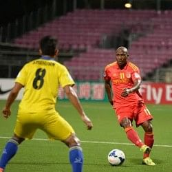 AFC Cup: Tampines Rovers 3-1 Pune FC - Red Lizards remain winless