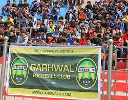 Delhi's Garhwal FC Under-19 open trials an overwhelming success