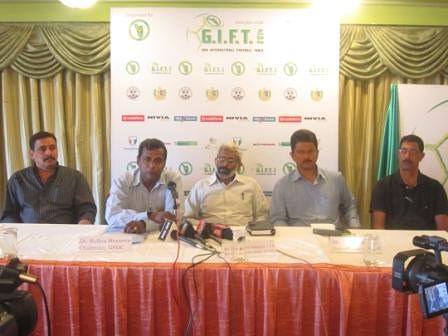 Goa Football Development Council unveils GIFT 2014