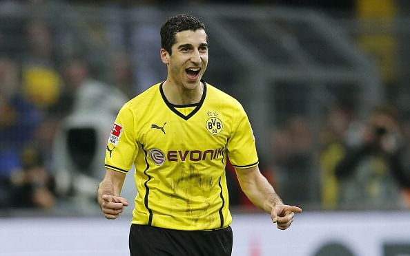 Borussia Dortmund midfielder Henrikh Mkhitaryan doesn't rule out Liverpool switch