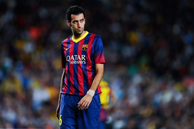 An ode to the unsung hero: Sergio Busquets