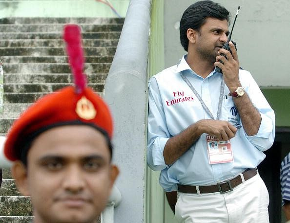 Javagal Srinath, S Ravi among World T20 officials
