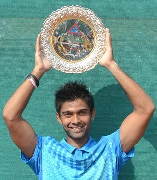 """Tennis is my first love"": Interview with Jeevan Nedunchezhiyan, India's rising tennis star"