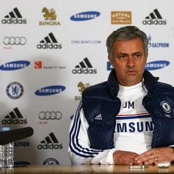Jose Mourinho insists Chelsea are not top of EPL table in spite of 7 point lead