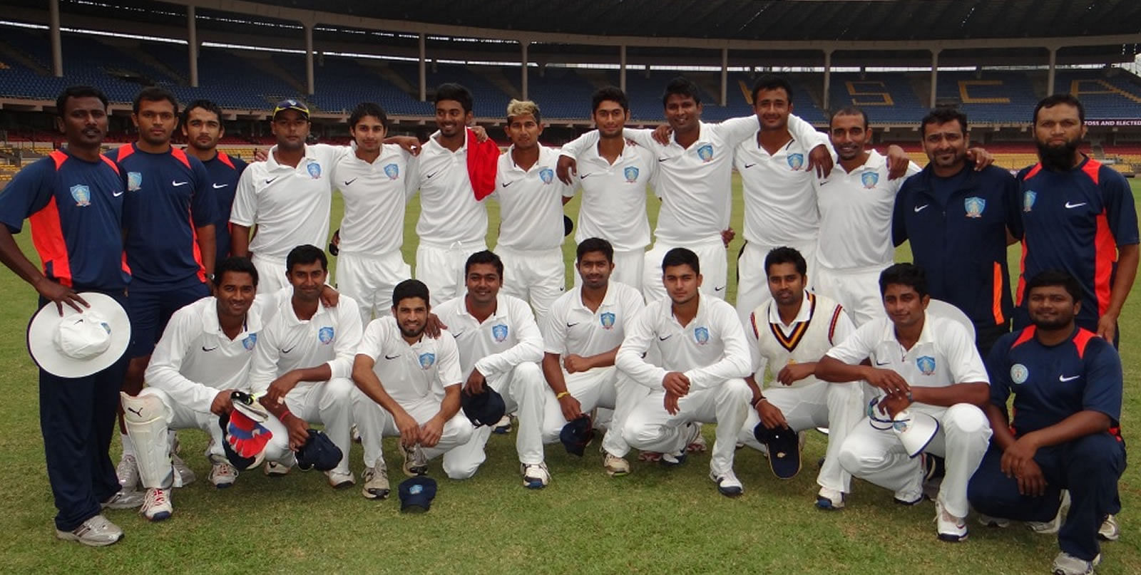 Karnataka claim season's third title by winning Vijay Hazare trophy