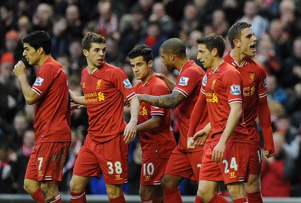 Liverpool – Unerring regrowth of a dormant team