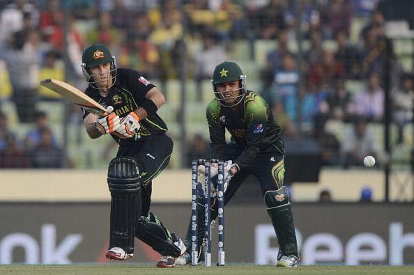 Carlton Mid ODI Tri-series Final: Glenn Maxwell powers Australia to 278/8 against England