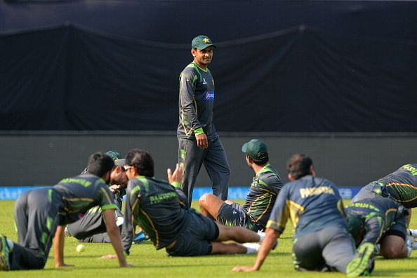 Pakistan skipper Mohammad Hafeez unhappy with team management