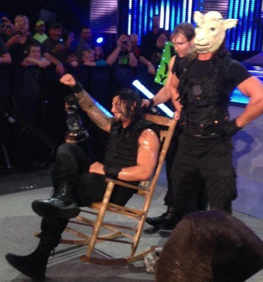 The Shield isn't breaking up as the group prepares for a face turn
