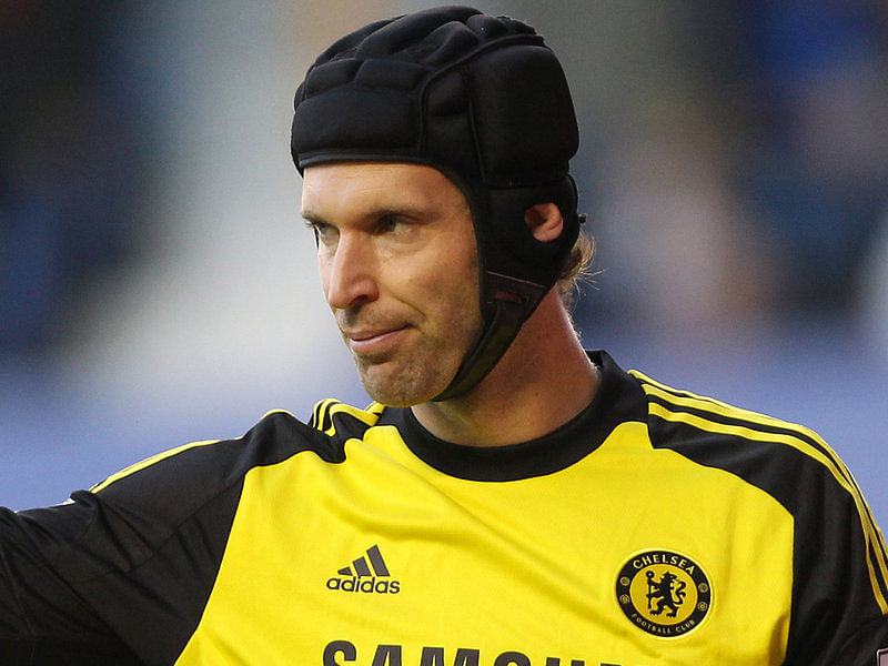 Peter Cech wins Czech Footballer of the Year award