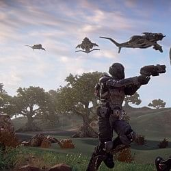 PlanetSide 2: New continent will be streamed live to gamers