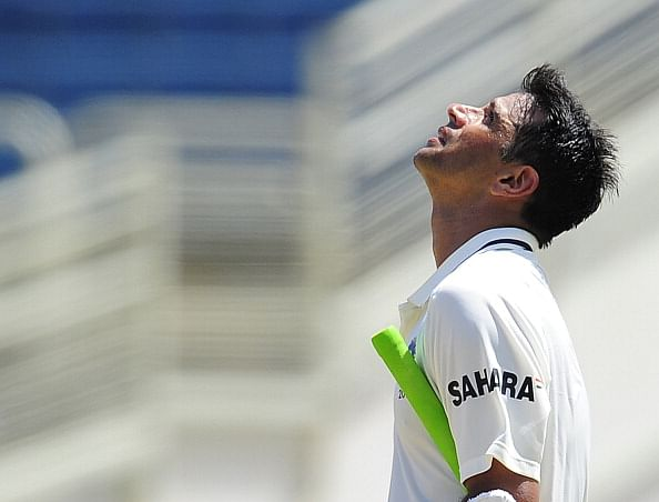 Rahul Sharad Dravid: The Wall shall stand firm!