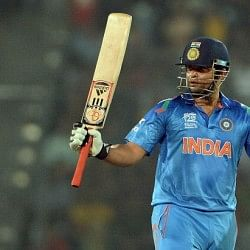 Suresh Raina credits Sourav Ganguly for his comeback