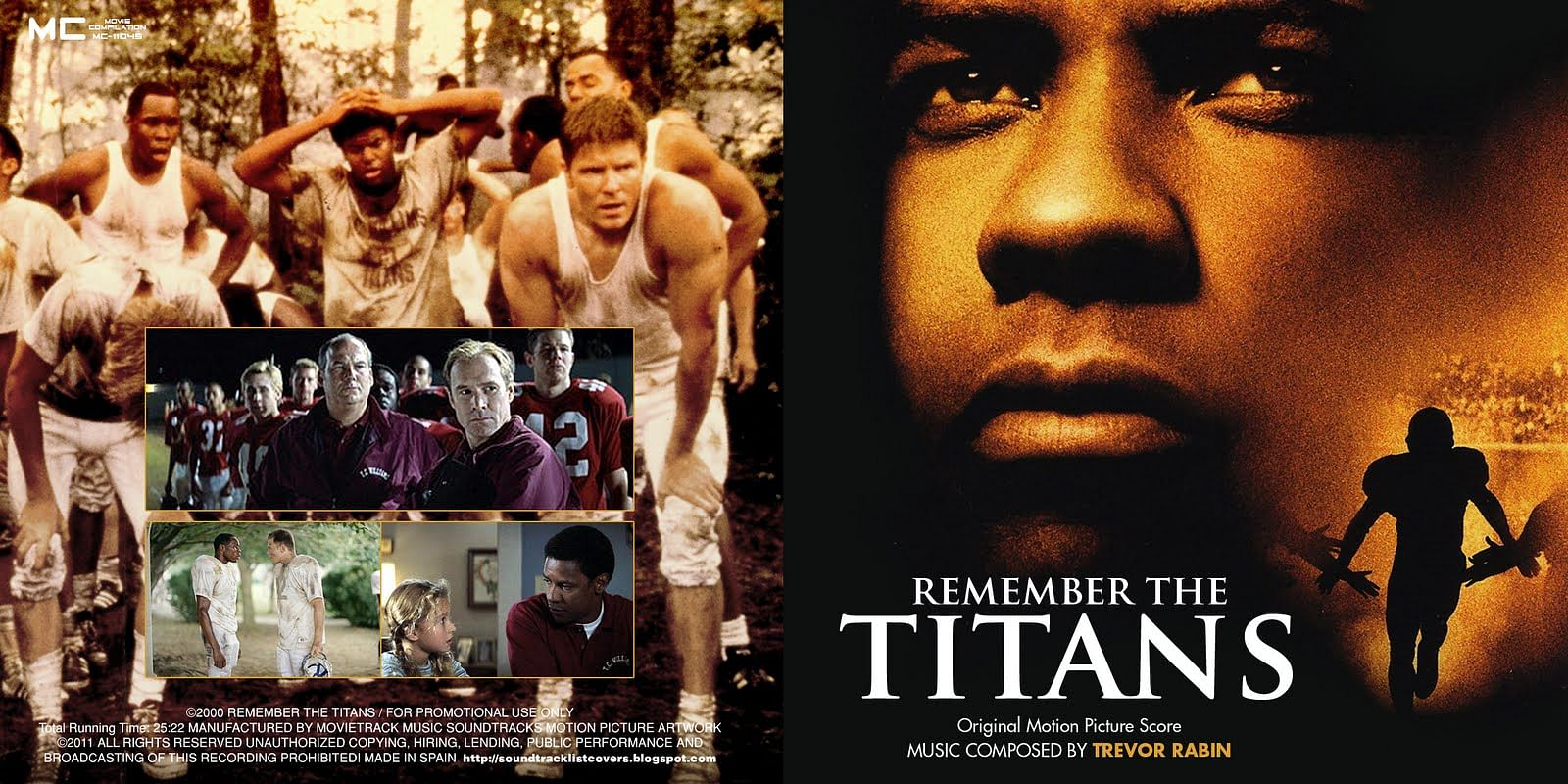 remember the titans front