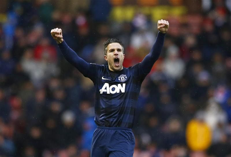 Rumour: Arsenal set sights on bringing Robin van Persie back