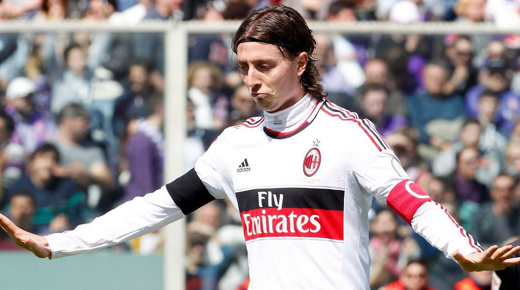 Arsenal made enquiry for AC Milan midfielder Riccardo Montolivo in January