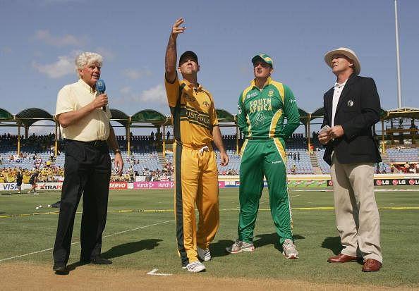 OC Friendly Cricket Match - CPU Match Ricky-ponting-graeme-smith-2146090