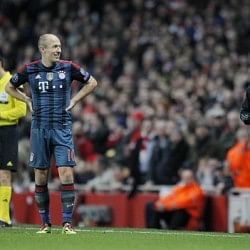 Arjen Robben: Arsene Wenger's comments typical of a