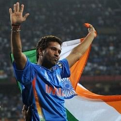 'You cannot script those things' - Sachin Tendulkar on his farewell speech