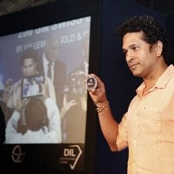 Sachin Tendulkar could be the face of IMG-Reliance's Indian Super League