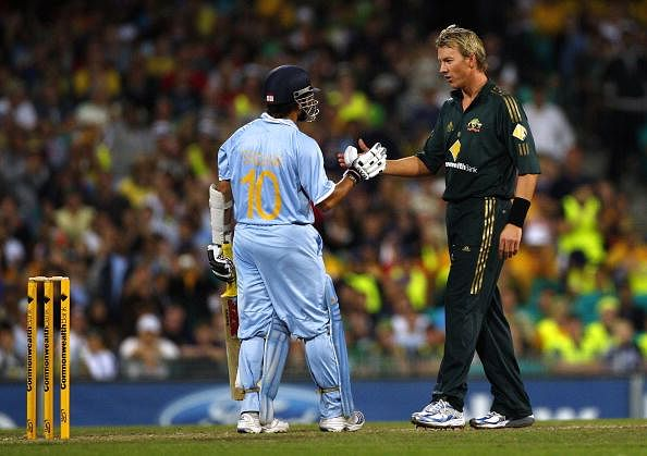 Brett Lee: Sachin Tendulkar better than Brian Lara