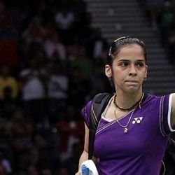 Saina Nehwal loses in the quarter-finals of the 2014 All England Badminton Championships