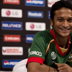 Joy Bhattacharya recounts a delightful incident involving Shakib Al Hasan on his birthday