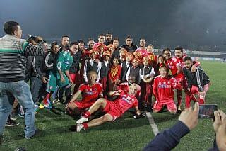 I-League: Shillong Lajong score 3-0 win over league leaders Bengaluru FC
