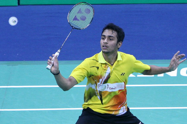 Shuttlers Arvind Bhat, Sourabh Varma win in New Zealand GP