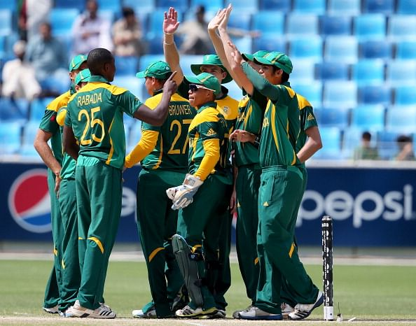 No more the 'chokers', South Africa win 2014 U19 World Cup